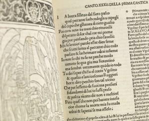 Dante Alighieri, La Comedia