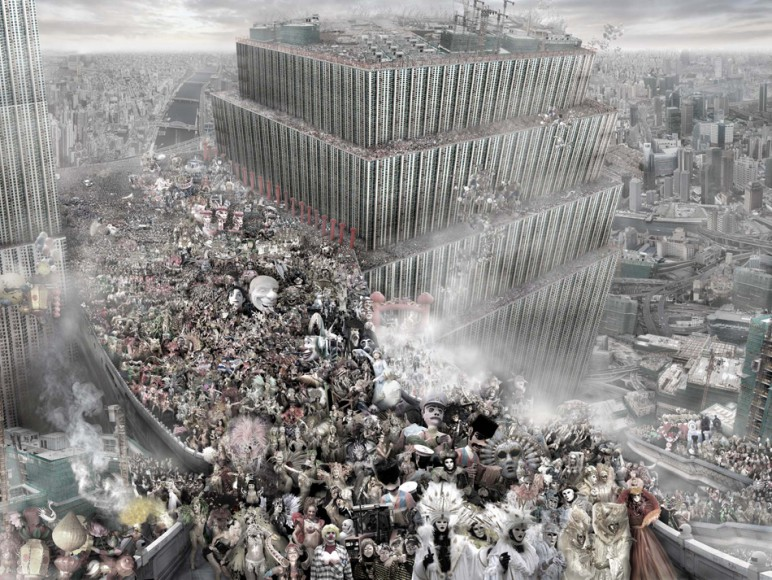 The tower of Babel: The Carnaval