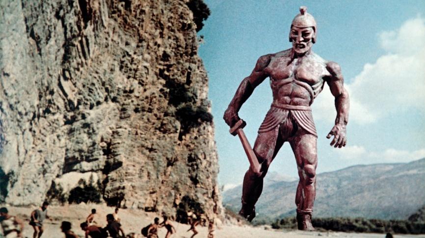 Jason and the Argonauts (Don Chaffey, 1963)
