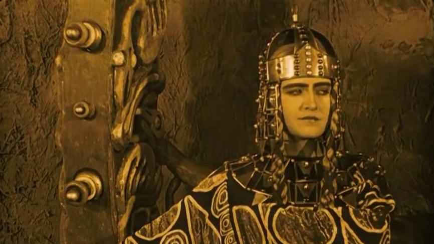 Die Nibelungen: Kriemhilds Rache (Fritz Lang, 1924)