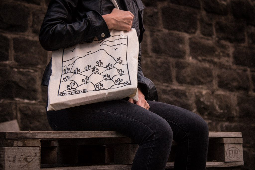Tote bag – Fifille