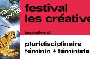 La bibliothèque sonore des femmes s'empare du festival Les Créatives