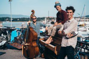 Claquettes, contrebasse et piano : aller au-delà du jazz