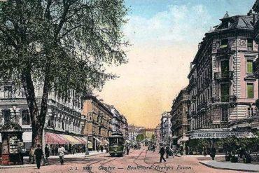 Voyage et vélo au Boulevard Georges-Favon