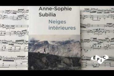 [EPIC OMOT N°9] Neiges intérieures, entre mots et musique