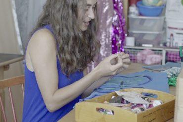 Marie van Berchem, artiste engagée