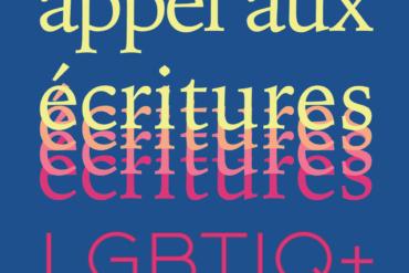 Grattaculs, nouvelle collection LGBTQI+ chez Paulette éditrice