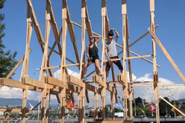 L'été de feu de la Biennale des espaces d'art de Genève